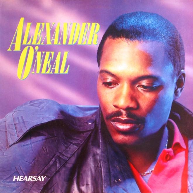 alexander oneal all true man album